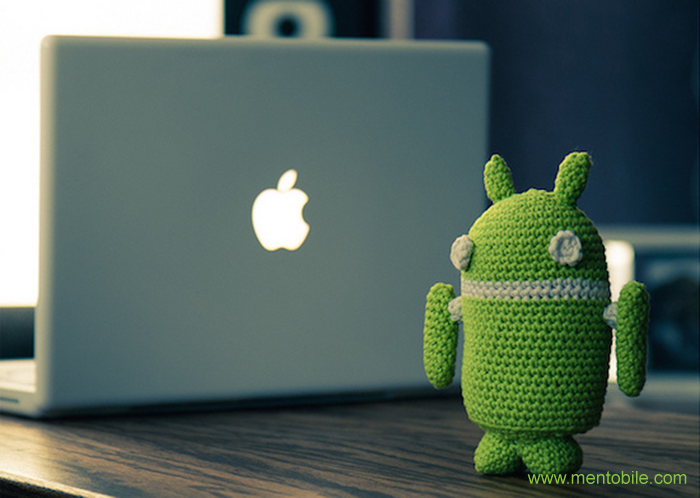 Android app development iOS app development