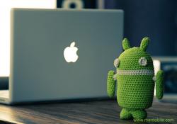 Android app development iOS app development