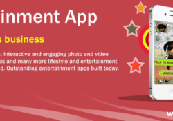 Entertainment Mobile App Development