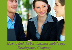 mobile application development & designing