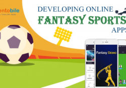 Developing online fantasy sports App