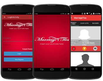 matrimonial android apps demo