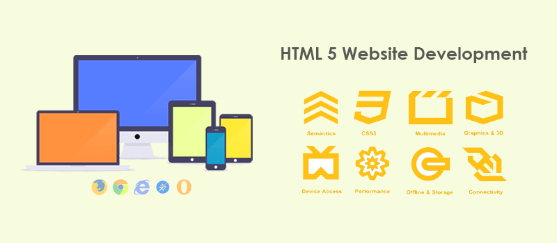 html5 web developer in gurgaon